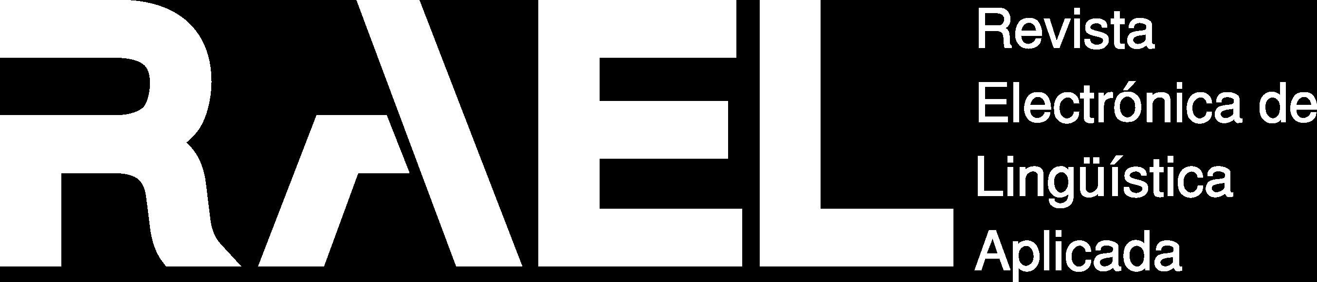 RAEL - Revista Española de Lingüística Aplicada